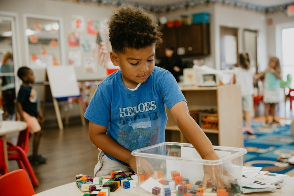 Sensory Learning Photo by Legacy Academy