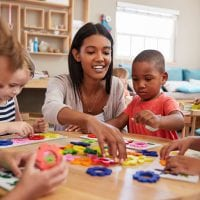 Transition to new childcare