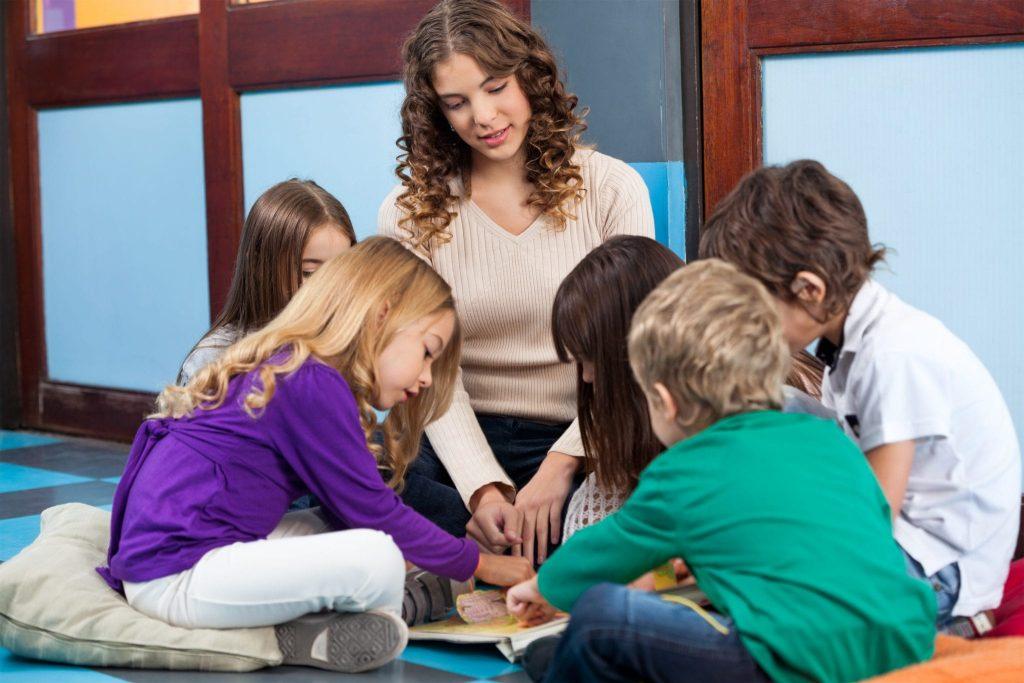 Beginning childcare
